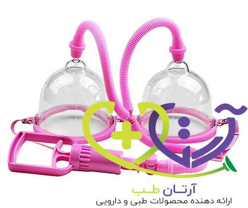 عکس خرید دستگاه وکیوم سینه از داروخانه ؛ بهترین روش برای بزرگ کردن سینه