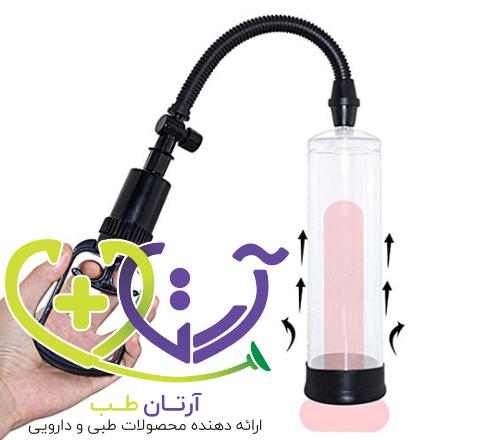 عکس خرید ارزان قیمت دستگاه وکیوم مردانه اورجینال
