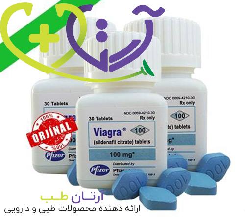 عکس خرید قرص ویاگرا اصل امریکایی Viagra