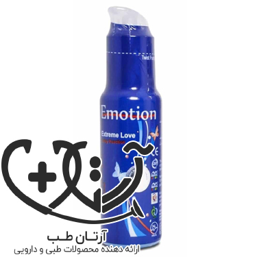 Blue Emotion Delay Gel