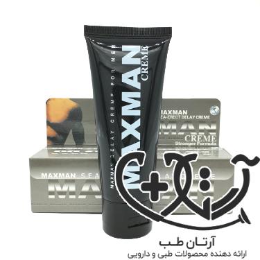 Maxman delay Cream