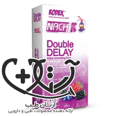 nach kodex double delay condom