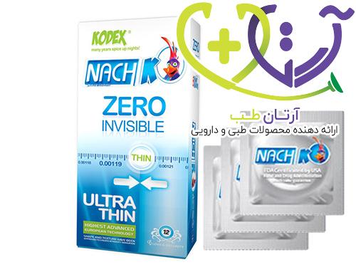 عکس کاندوم نازک کدکس ، نازک ترین کاندوم موجود در بازار